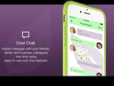 Ginko Social App