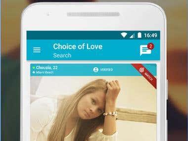 Datting App