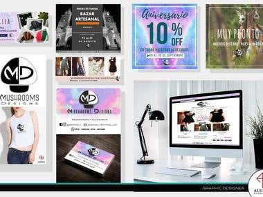 flyer design for social networks (instagram - facebook)