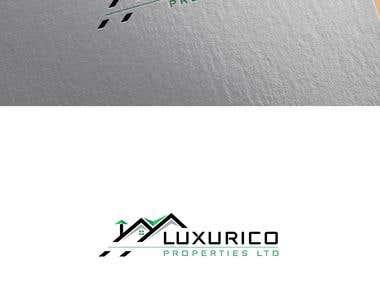 Property Company's logo Design