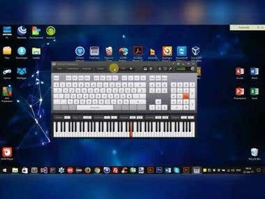 [Talent Showcase] Piano play