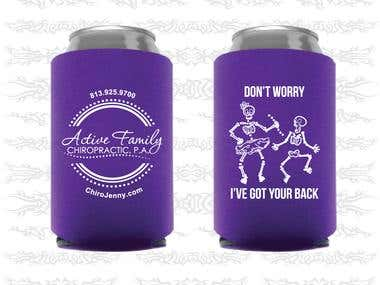 Koozie, Can Cooler Design