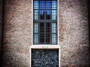 ENTER - Urban photography