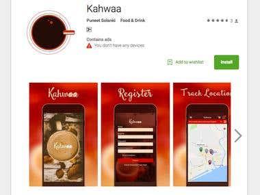 Kahwa App