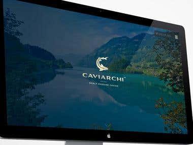 Caviar Website