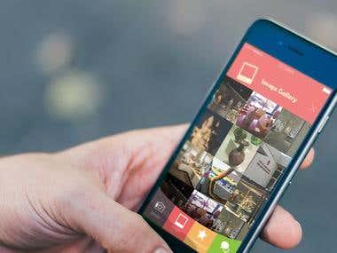 Museum App Design