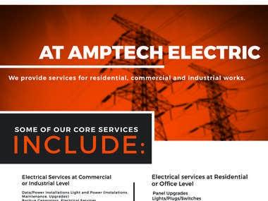 Amptech Flyer