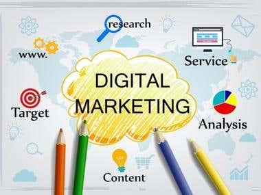SEO, digital marketing