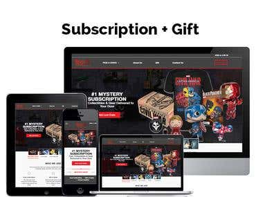 Subscription + Gift