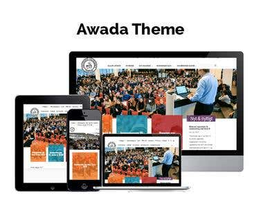 Awada Theme