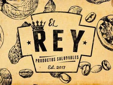 Logo for El Rey
