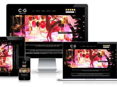C+G Webiste