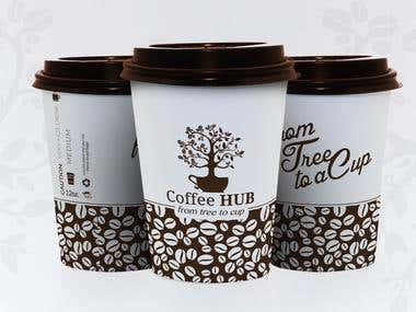 Coffee Shop Package Design
