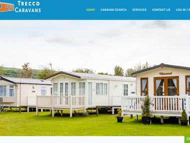 treccocaravans.co.uk