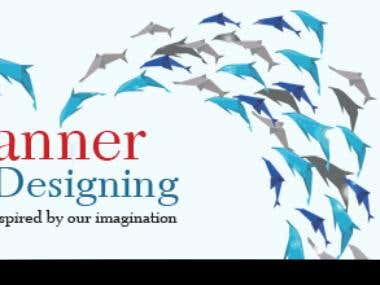 Banners designing