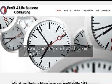 Profit & Life Balance