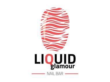 Nail Bar Logo Concept