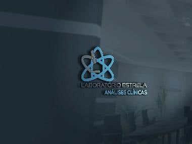 Laboratório Estrela logo
