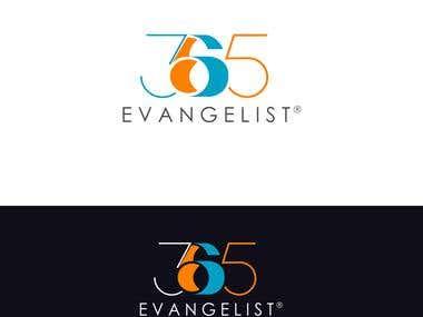 LOGO FOR 365 EVANGELIST.