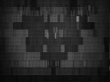 Short preview for a music album