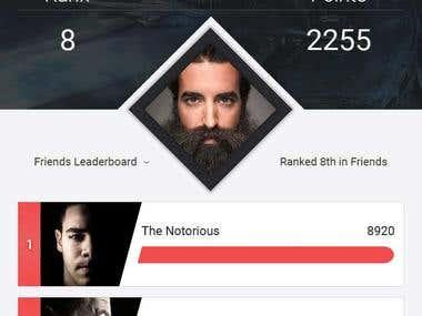 leader board app