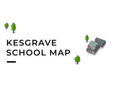 Kesgrave School Map