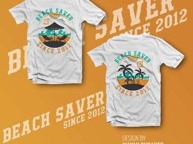 Beach Saver T-Shirt