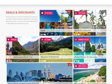 Travel Website Portal Script - Travelbest