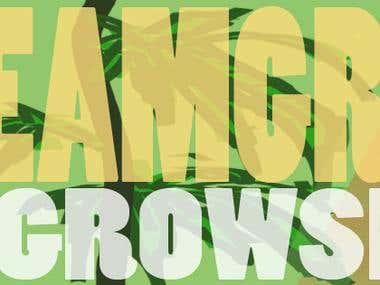 FB cover photos for a growshop