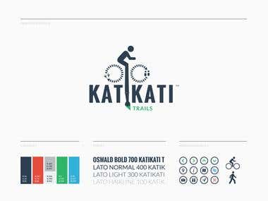 Branding - Katikati Trails