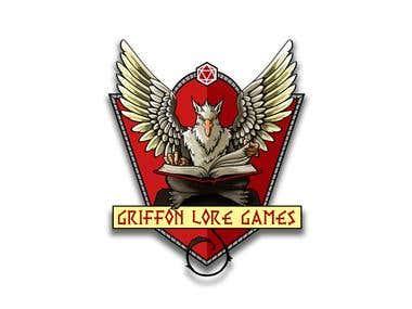 Griffon Lore Games Logo