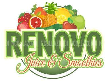 Renovo Logo Design