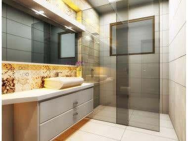 Bathroom Renders