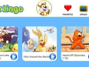 Kidzlingo(Android)