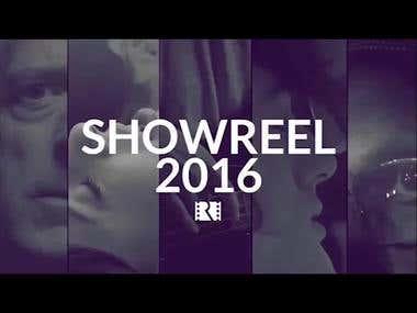 Video editing showreel