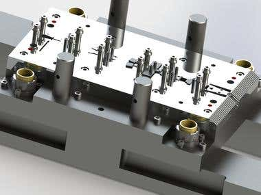 Hard tooling design