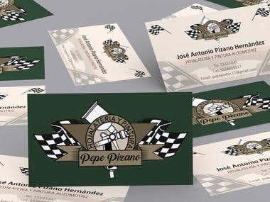 Branding Pepe Pizano