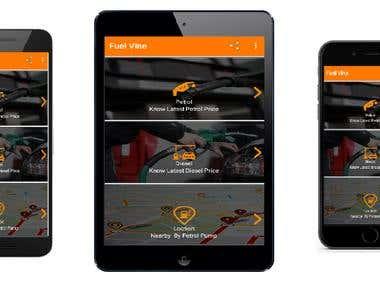 FuelVine Mobile App