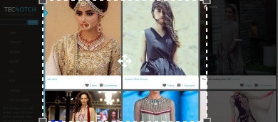 Website based on instagram feeds | Freelancer