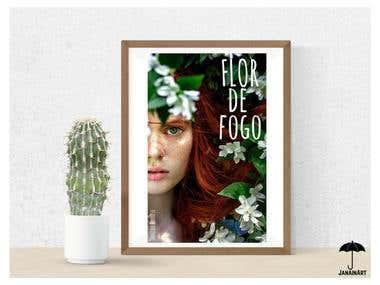 E-book Flor de Fogo