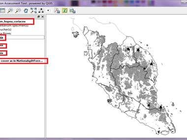 ArcGIS-QGIS Addon & Plugin Development