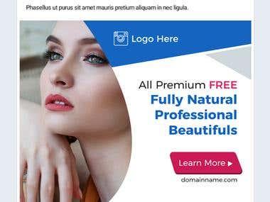 Social Media & Google Ad Banner