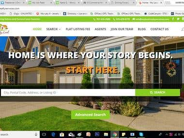 Real directory service for real estate