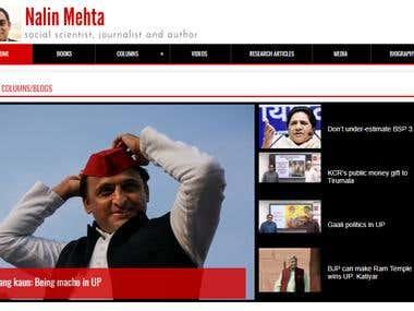 Nalin Mehta
