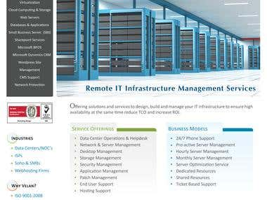 Remote Infrastructure Management System (RIMs)