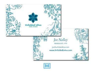 Unfolded Lotus
