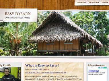 Website EasyToEarn