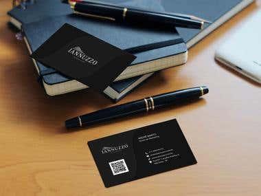 Cartão de Visitas - Iannuzzo Incorporações