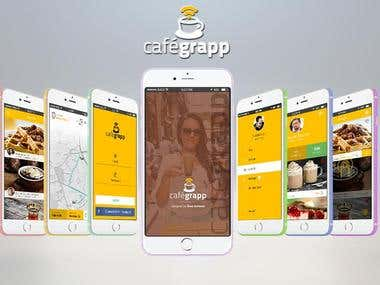 Cafegrapp app