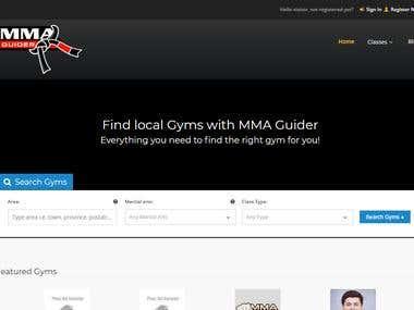 MMA Guider